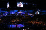 MJM229 UFC fighting highlights are shown inside the Broomfield Event Center Wednesday 04/02/08. ...