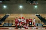 (10/01/04, DENVER, CO)  The Rowdies performed at a pep rally at Regis Jesuit High School Friday. ...