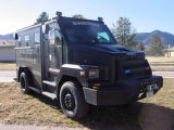 The 250-horse power Ballistic Engineered Armored Response & Rescue (BEAR) truck was purchased...