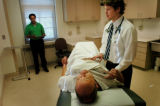 (DENVER, CO. 5/26/04) Center for Studies in Clinical Excellence conducts testing for medical...