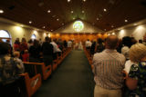 DM6852  People filled the pews at Horan & McConaty Chapel at 11150 E Dartmouth Ave. in Aurora,...
