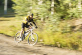 Paul Conrad The Aspen Times Seven time Tour de France champion Lance Armstrong sails down the Elk...