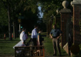 A meeting, held at the governor's mansion was held on Tuesday, September 16, 2008. The reason for...