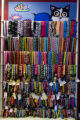 Leashes of all different colors and sizes are sold at Zen Dog on Sept. 16, 2008, when Eat! Drink!...