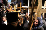 NYT39 - (NYT39) JERUSALEM -- Oct. 18, 2004 -- ISRAEL-INTOLERANCE -- In April 2004, Good Friday...