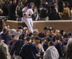 For the second time in four years, the Boston Red Sox took home the World Series title, defeating...