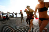 """Tri for the Cure - A Women's Traithlon"" is part of a unique triathlon experience..."