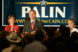 The atmosphere at Denver Republican Party headquarters was largely somber on election night, as...