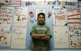Third-grader Brandon Garcia, from Sunset Ridge Elementary School in Westminster, Colorado, wrote...