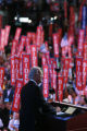 Democratic Vice Presidential candidate Joe Biden, accepts his party's nomination as Barack Obama's...