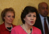 Valery Pech Orr, Colorado Civil Rights Initiative Executive Director, Linda Chavez, acclaimed...