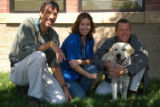 Famed cyclist, Lance Armstrong's dog Rex, a yellow lab, was born with a defective heart valve. On...