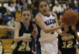 (HIGHLANDS RANCH,  Colo., December 15, 2004)  Highlands Ranch High School vs. Monarch High School...