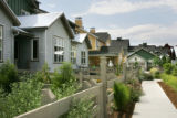 A look at a couple of townhomes in the AIA Award winning Hedgerow community in Lafayette, which...