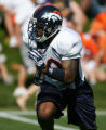 Marion McCree will most likely  take John Lynch place on defence, Thursday afternoon, July 31,...