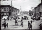 Cheyenne, Wyoming in 1908. courtesy of Wyoming State Archives