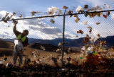 Arvada, Colo., photo taken December 20, 2004- Browning-Ferris Industries of Colorado (BFI) located...