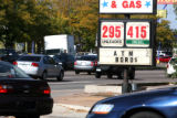 Gas selling at United Mart & Gas on  Federal Blvd.  and Evans for $2.95 per gallon Thursday...