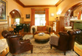 formal living room in the Taylor Mansion.  The house will be on the Dora Moore House Tour. The...