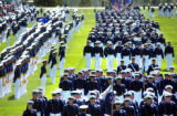 (COLORADO SPRINGS, Colo., June 1, 2004)  The Class of 2004 Graduation Parade, the last one before...