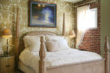 The master bedroom in the Taylor Mansion.  The house will be on the Dora Moore House Tour. The...