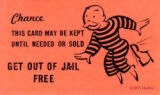 Monopoly get out of jail free card for sports channel for Oct. 17, 2008