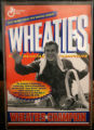 General Mills commissioned a single special Wheaties box just for former Brigadier General Steve...