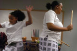 (12/23/04,Montbello, CO) Today is the second day of Kwanzaa and the theme is Self-Determination,...