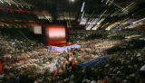The third day of the 2008 Republican National Convention saw a much-anticipated address by vice...