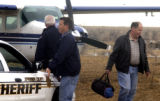 (Arvada, CO., DECEMBER 27, 2004) A single engine Cessna T210 emergency landed onto a field near...