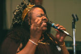 Crystal Cartier (cq) performing at The Boneyard Sports Bar and Grill in Aurora Sunday May 4,2008....