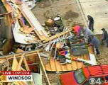 "RMN012_WINDSOR_TORNADO A large tornado wreaked ""total destruction"" in the northern..."