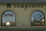 MJM011  The Community Bakes of Colorado branch in downtown Monte Vista, Colo. shows its...