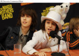 "PRN15 - Nickelodeon's The Naked Brothers Band Go on a Quest to Save the ""Polar Bears"" in..."