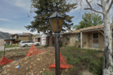 Three homes on the 2000 block of Balsam Dr.  Wednesday morning, May 14, 2008, Boulder. The one on...