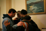 (PG2461)  People celebrate National Day of Prayer at the Pillar of Fire Congregation in Denver,...