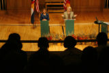 DM1564  MUSGRAVE_MARKEY_DEBATE+ 55080 Republican Marilyn Musgrave and Democrat Betsy Markey face...
