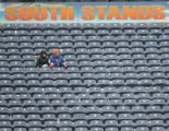 1075  Fans remain in their seats after the 24-17 loss to the Jacksonville Jaguars that stunned the...