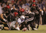 10/11/2008  San Diego, Ca. San Diego State Aztecs host Air Force Academy in Football at Qualcomm...