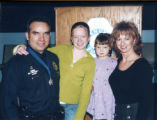 Copy photo of Denver Police Detective Donald Young and his family. (Photo courtesy of the family...