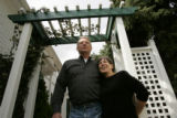 One of the homes on the Historic Boulder house tour is Della and David Temple's home.  They stand...
