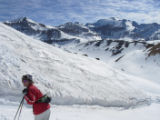 A picture from Bob Findlay's skiing trip to Chile, August 2006. Details to come. Photo by Bob...