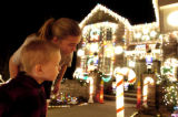(12/08/2004)Highlands Ranch, Colorado-Connor Camden, 2, Highlands Ranch, with Abby Kilkenny, 11,...