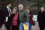 (CENTENNIAL, Colo., Dec 2, 2004) Sandra and William Reichardt, parents of slaying victim Jason...