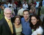 """Tapas, Tequila, and Twister,"" a benefit presented by Generations Cancer Foundation, at..."