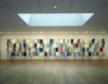"NYT14 - (NYT14) NEW YORK -- Nov. 18, 2004 -- MOMA-FAVORITES-3 ""Sculpture for a Large..."