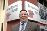 Denver, Colo.-November 10,2004- Mark Martinez recently joined Ironstone Bank, a Raleigh, N.C....