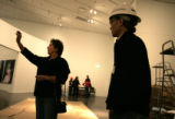 On April 3, 2006, Curator of Modern and Contemporary Art for the The Denver Art Museum Dianne...