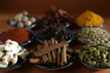 Spices used in Moroccan food.  (JUDY DEHAAS/ROCKY MOUNTAIN NEWS)