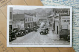 A postcard showing Central City, taken in the early 1930's, by photographer Harold Sanborn. ...